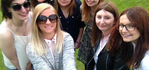 East Midlands Selfie