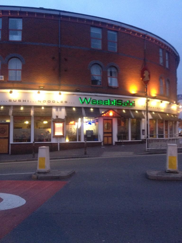 Wasabisabi Japanese Sheffield