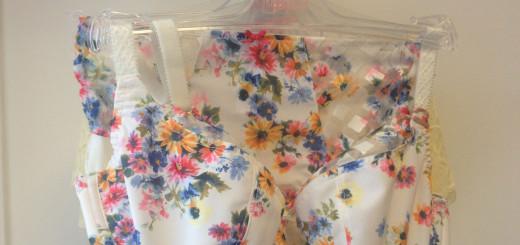 Panache lingerie - floral design