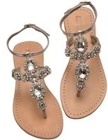Mystique sandals