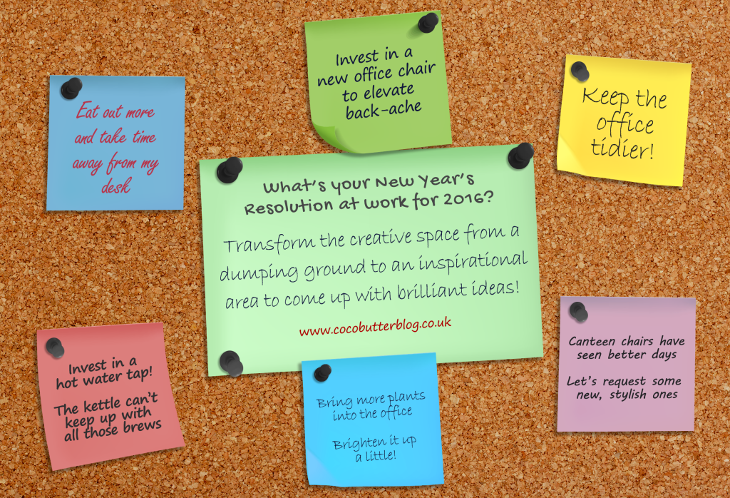 Office New Year's Resolutions