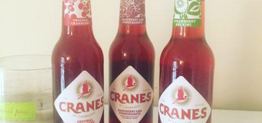 Cranes cider