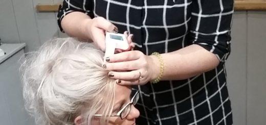 hair camera