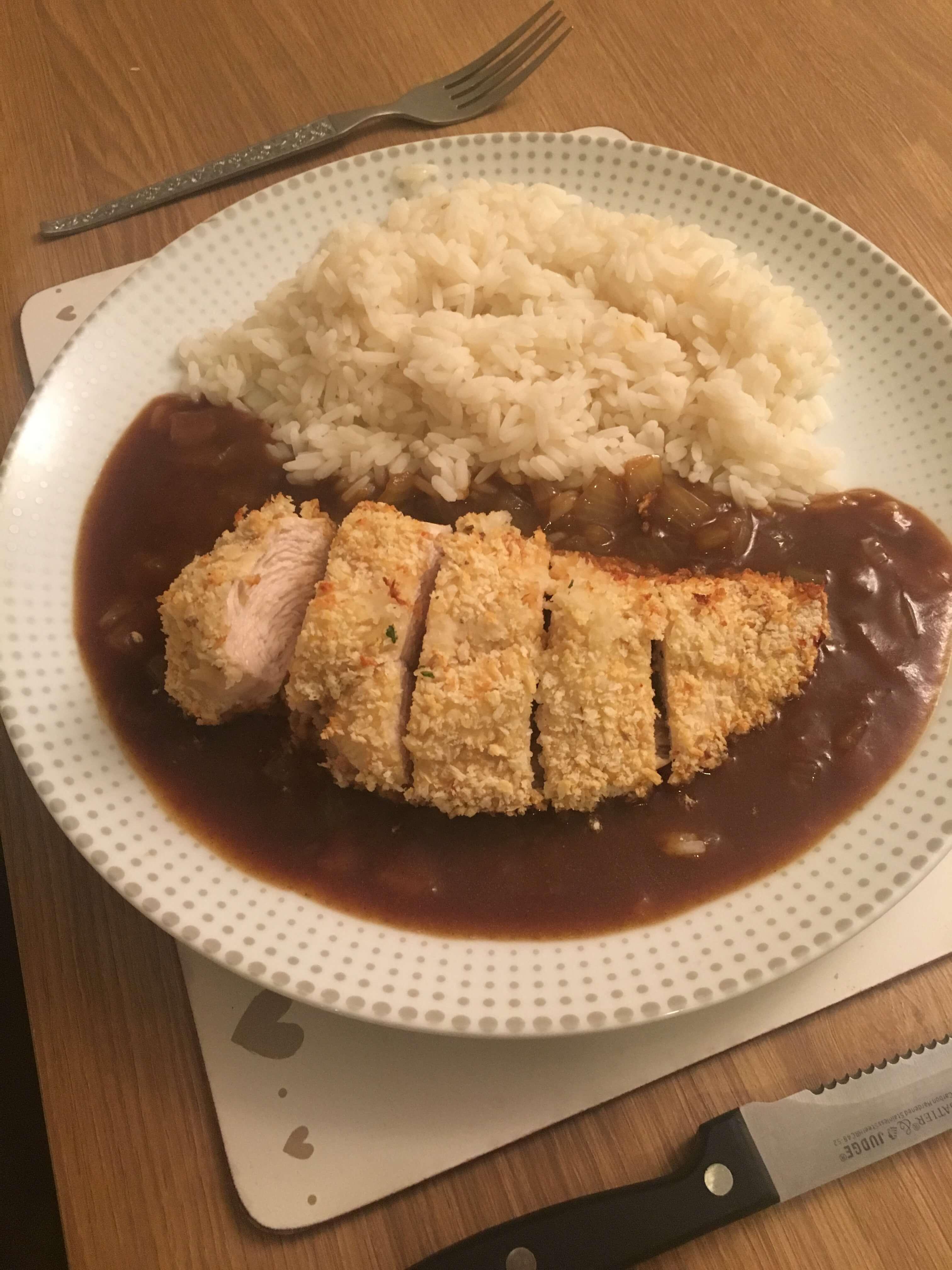 Yutaka Katsu Curry Recipe Food And Drink Japanese