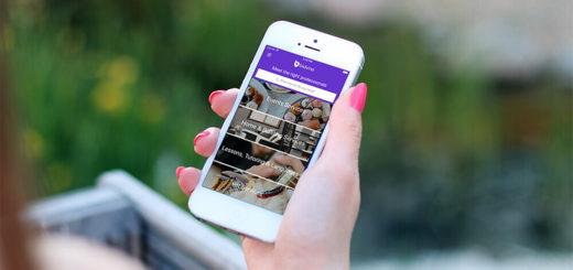 Bidvine on mobile