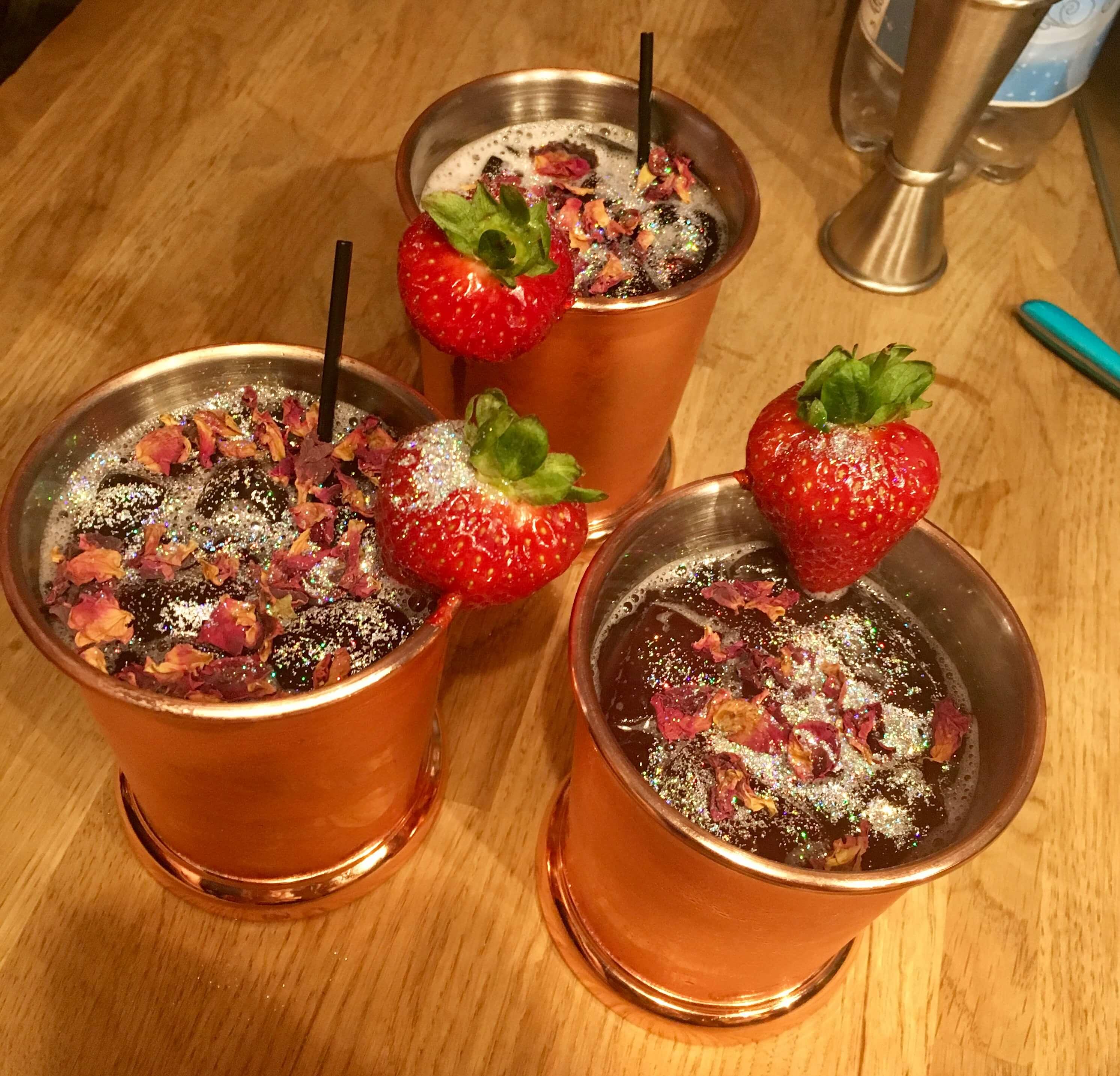 Style Loft cocktails