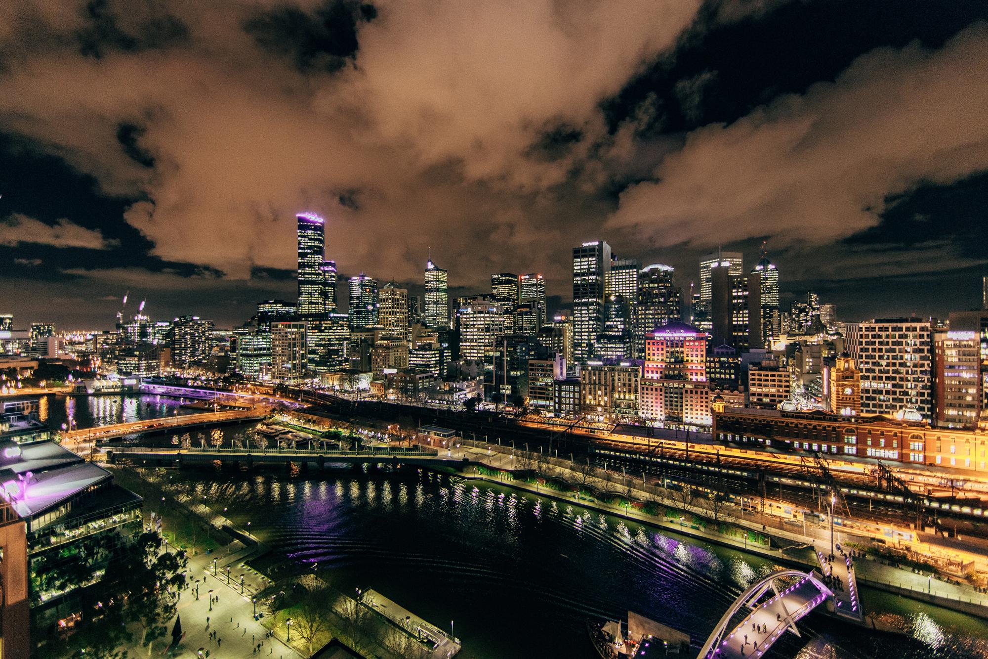 East Coast Australia - Melbourne