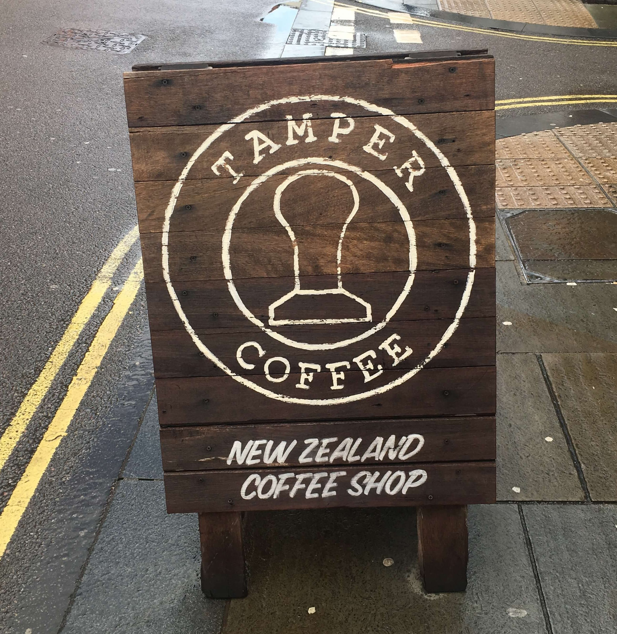 Tamper Coffee Sheffield Review Food And Drink Coco Travels