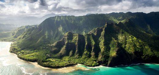 Hawaii scenery
