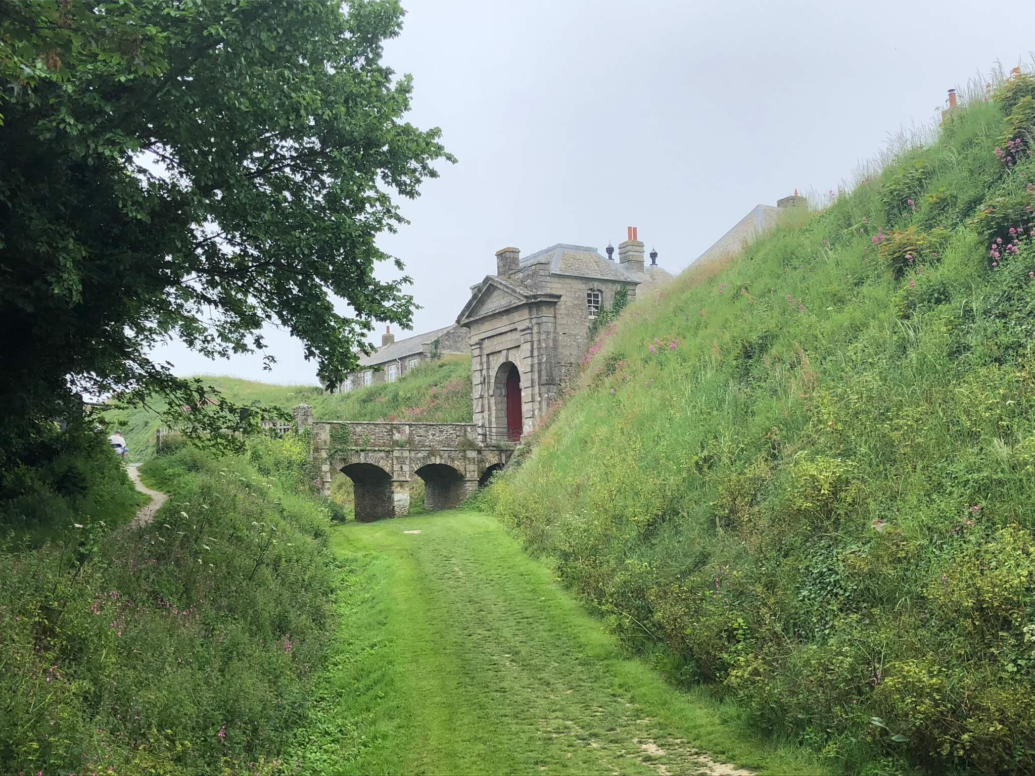 Moat walk Falmouth