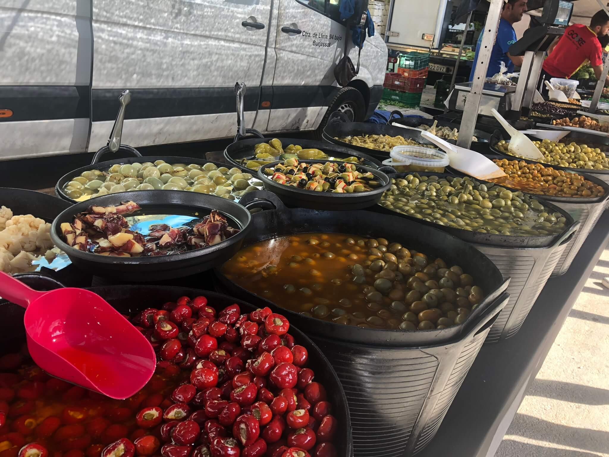 Javea Market