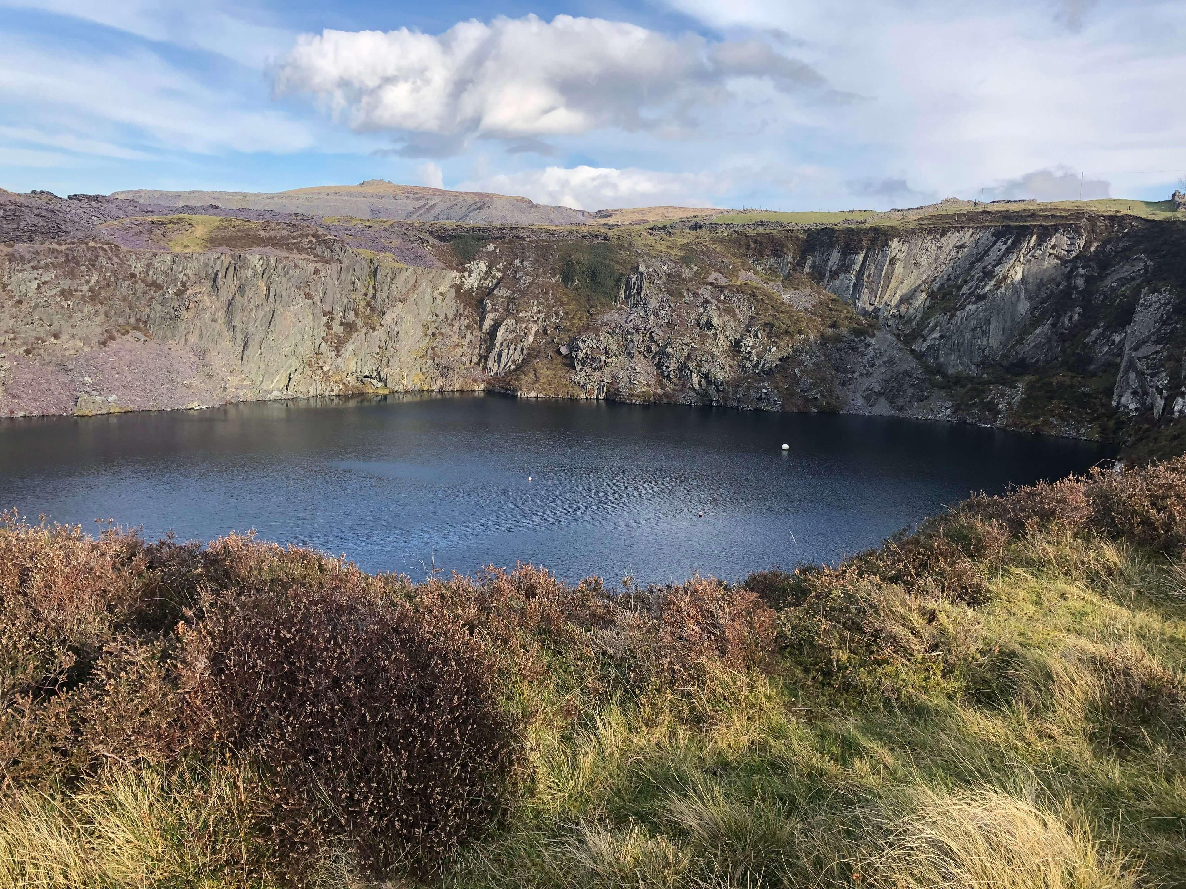 Snowdonia scenery