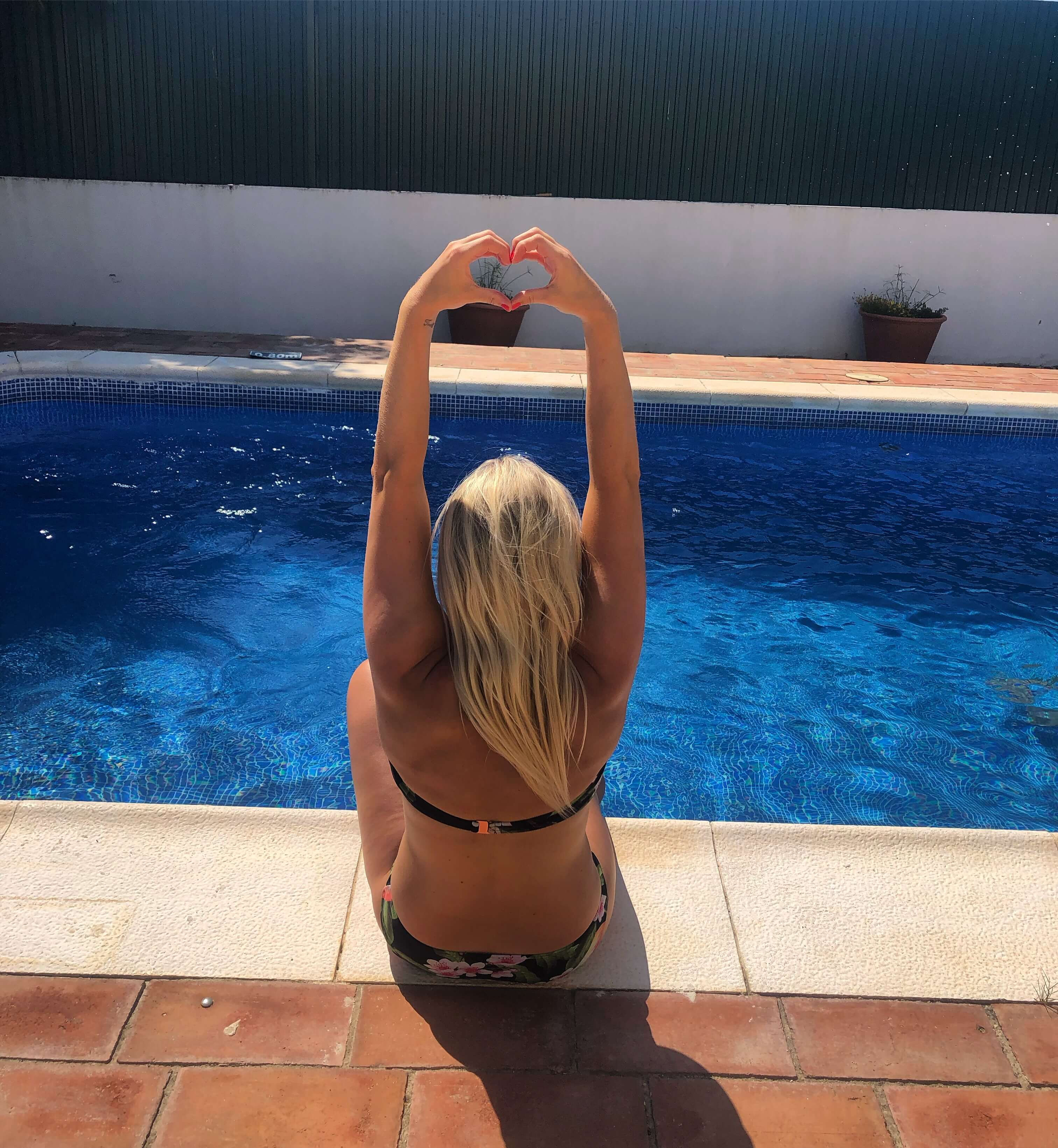 Algarve villa holiday