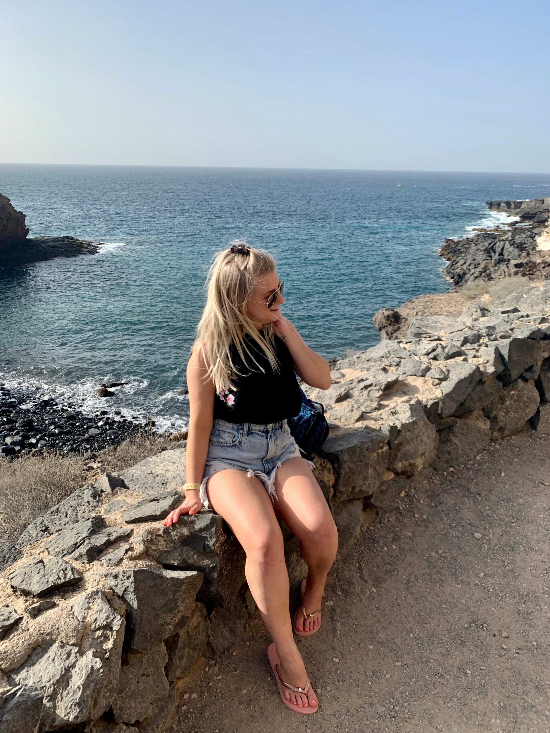 Coastal walks in Tenerife