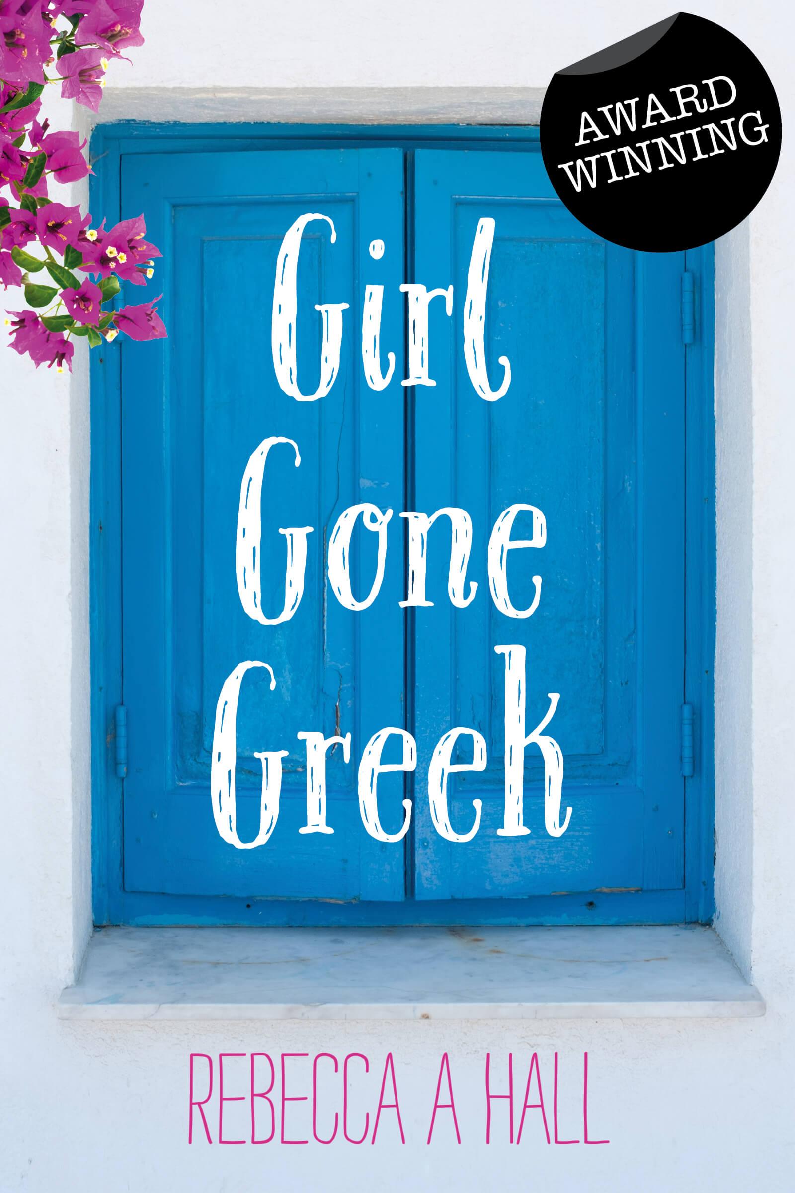 Girl Gone Greek