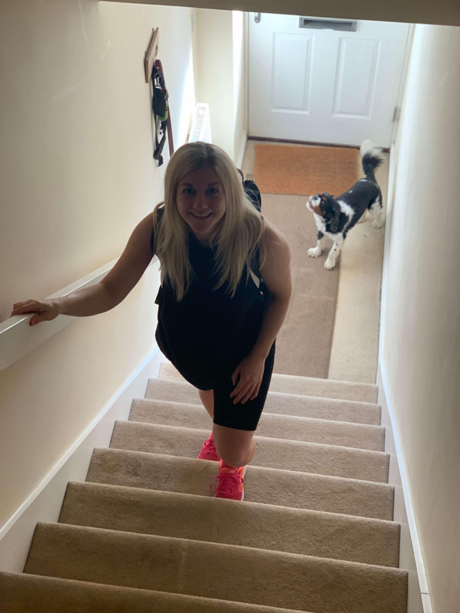 Stair case challenge