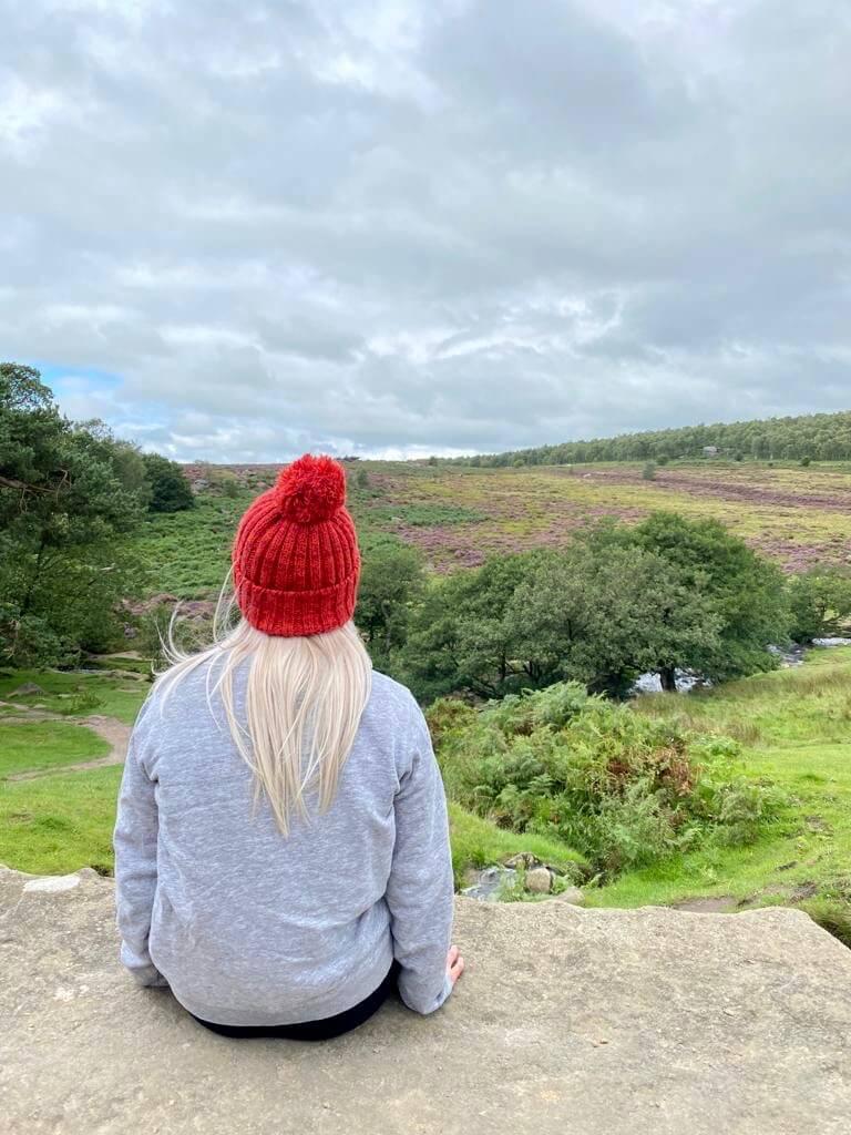 Padley Gorge walk
