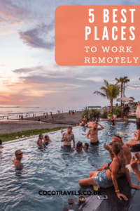 Best places to work remotely