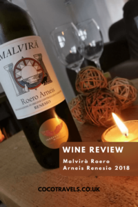 White wine review