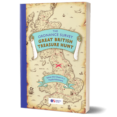 Ordnance Survey Great British Treasure Hunt